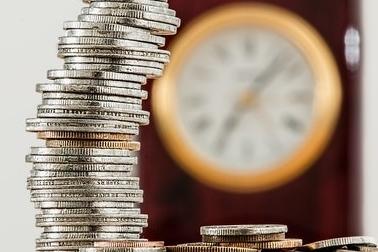Compounding interest rente bankrekening