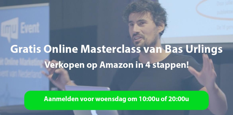 Gratis Amazon Masterclass