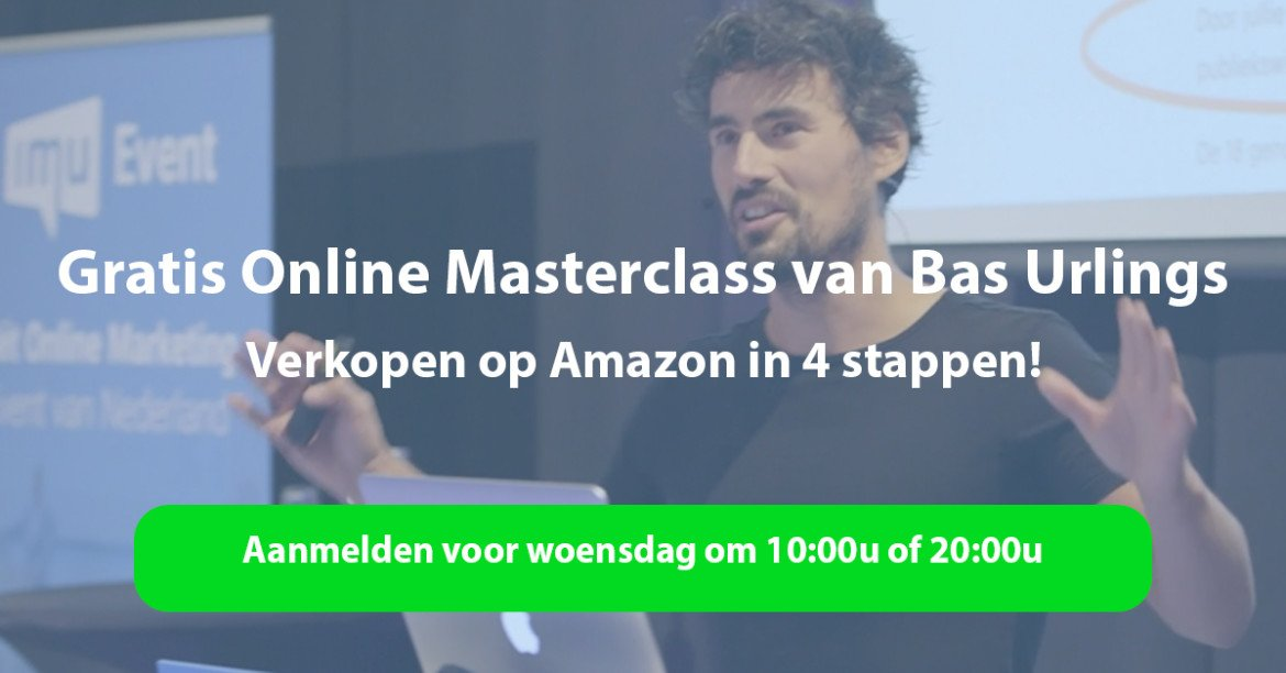 Gratis Amazon Masterclass