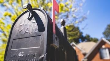 Review uitnodiging per mail