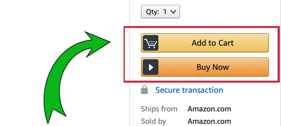 Wat is de Amazon buy box