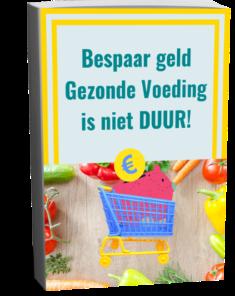 e-book gezonde voeding is niet duur
