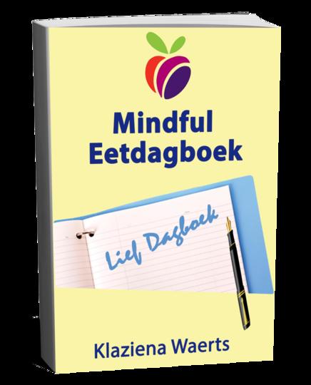 e-book mindful eetdagboek