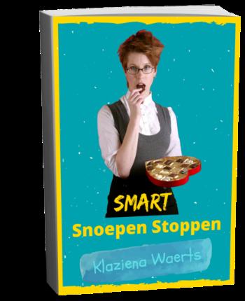 e-book SMART snoepen stoppen