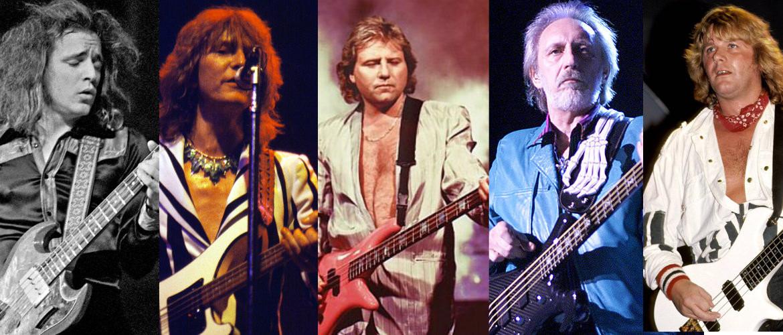 Een stukje 'bassisten' geschiedenis
