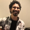 Dillon Stolz - gitaardocent & bandcoach Novae Popschool
