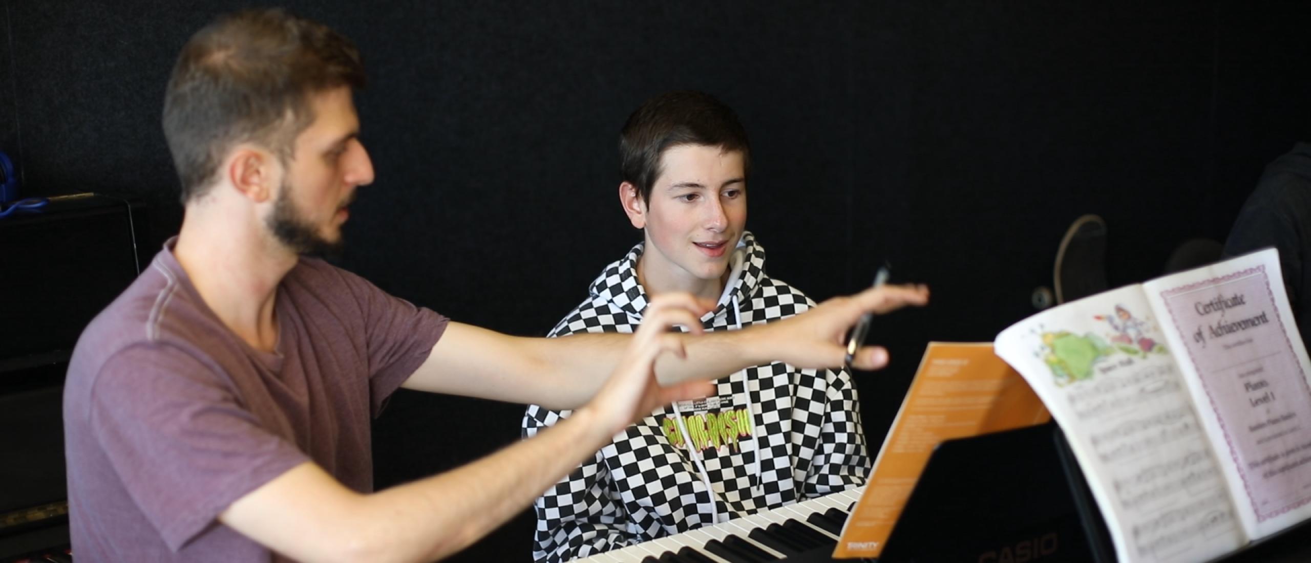Novae Popschool start met muzieklessen in Bennekom