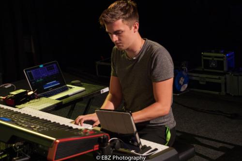 Thomas Linders - Piano/keyboard docent Novae Popschool