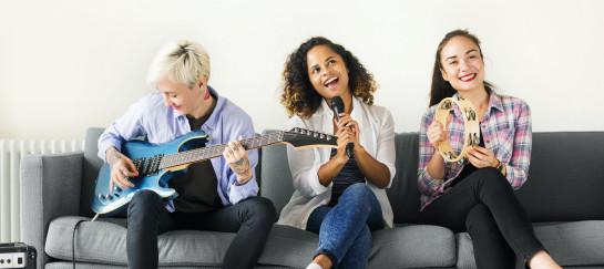 Zangworkshop Improviseren en Vocale Vrijheid