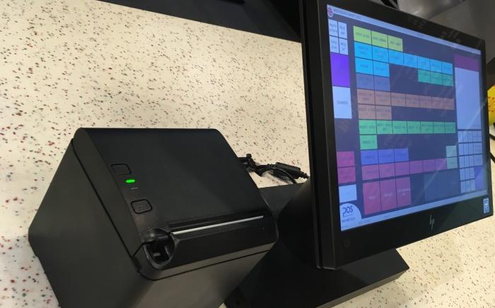 horeca kassasysteem touchscreen