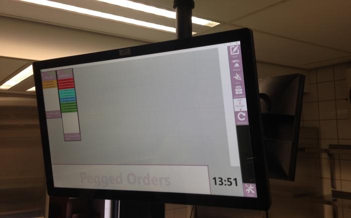 Keukenvideo of keukenbonnen printer