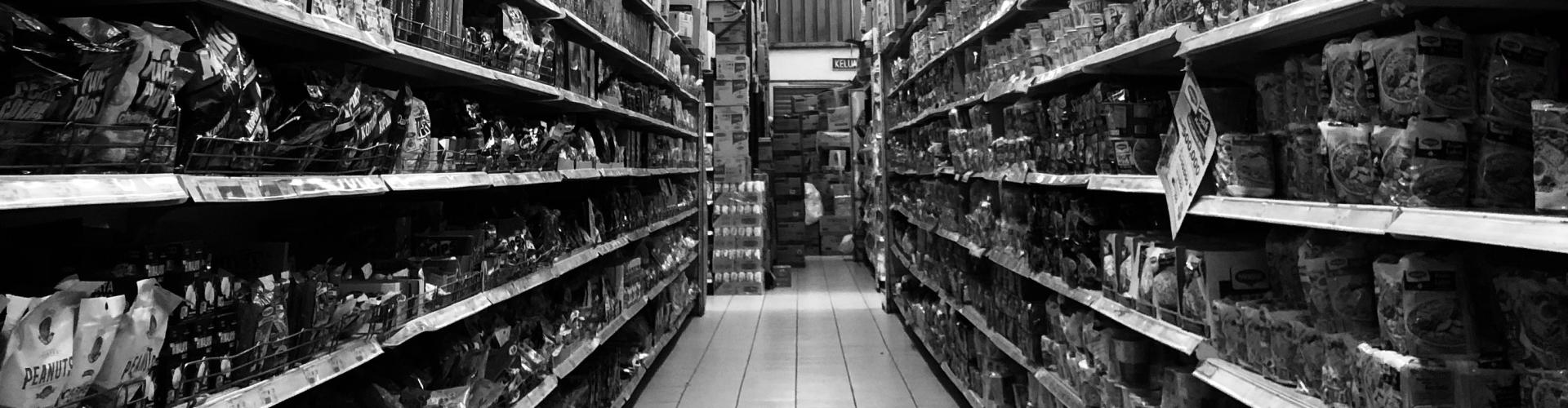 retail winkel kassa met service