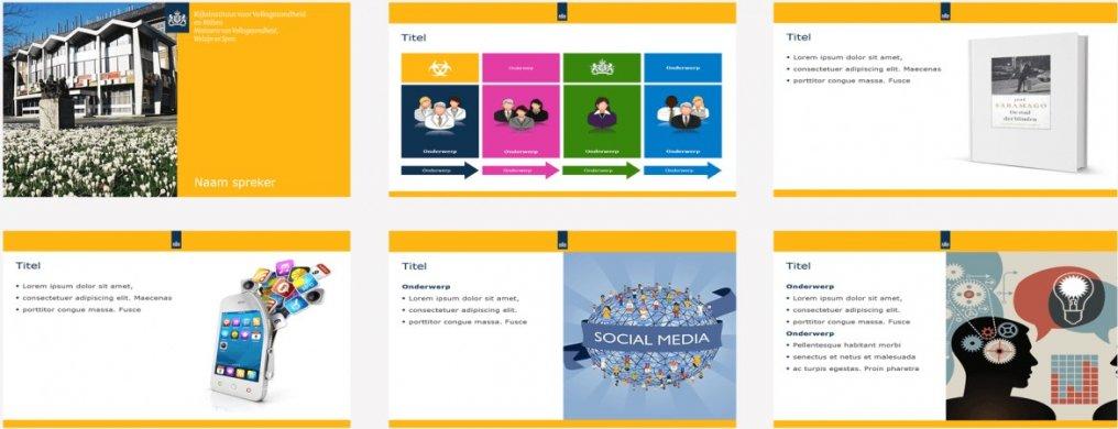 Lezing presentatie RIVM - PPT Solutions