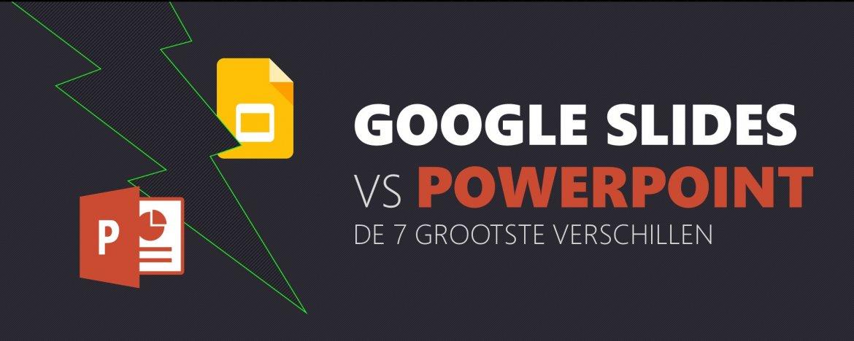 42fc1372babc2b Google Slides vs. Microsoft PowerPoint: De 7 grootste verschillen