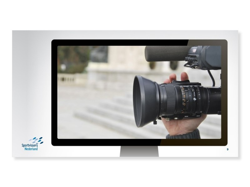 PowerPoint template - Videoslide