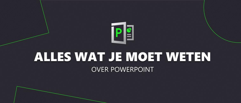 Microsoft PowerPoint: de ultieme online gids van 2021