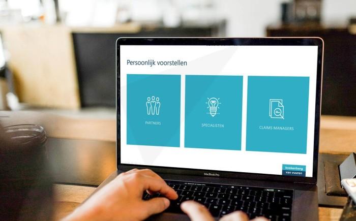 Interactieve bedrijfspresentatie laten maken - PPT Solutions