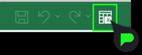 Cirkeldiagram maken - stap 3.2
