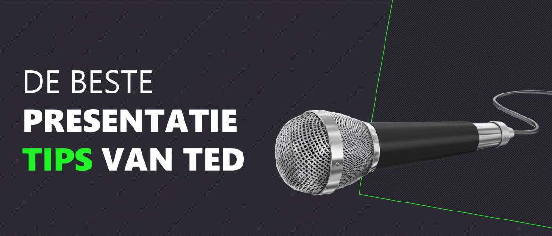 De beste presentatie tips van TED
