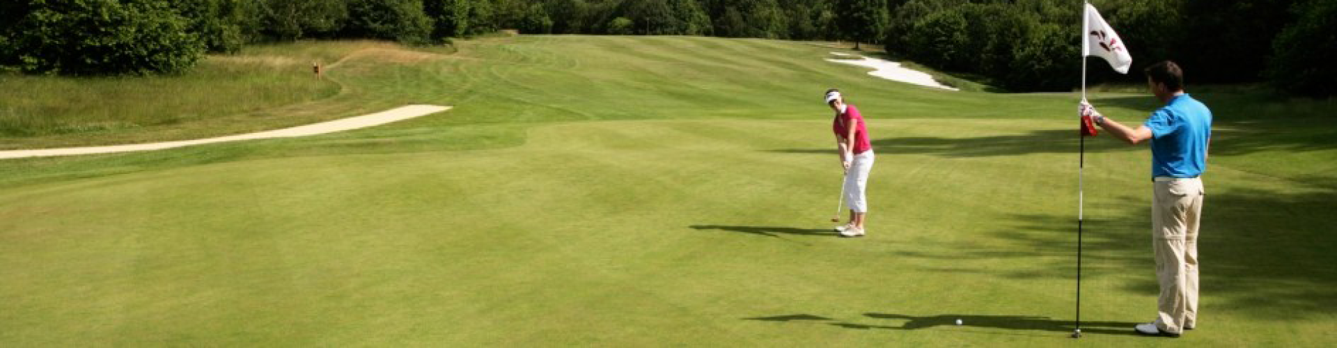 PowerPoint voorbeelden overzicht - Het Rijk Golfbanen