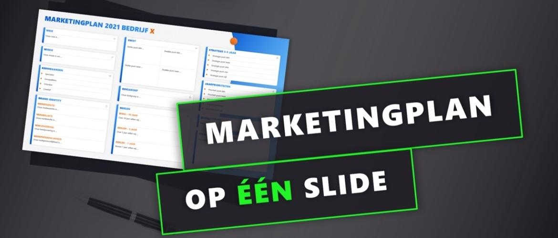 Marketing plan templates PowerPoint [Gratis download]