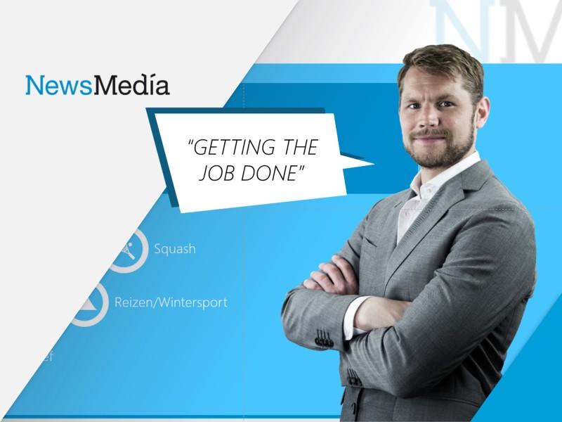 PowerPoint voorbeelden overzicht - NewsMedia