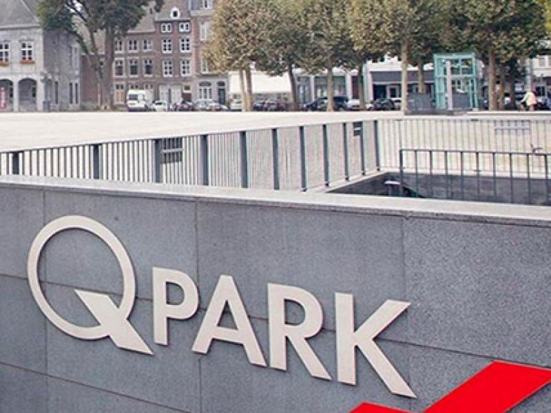 PowerPoint voorbeelden - Q-Park