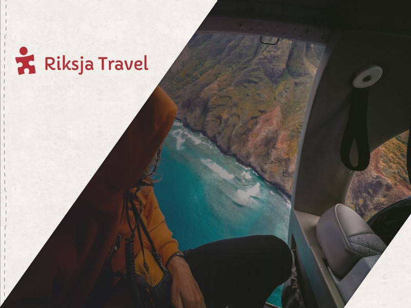 PowerPoint voorbeelden overzicht - Riksja Travel