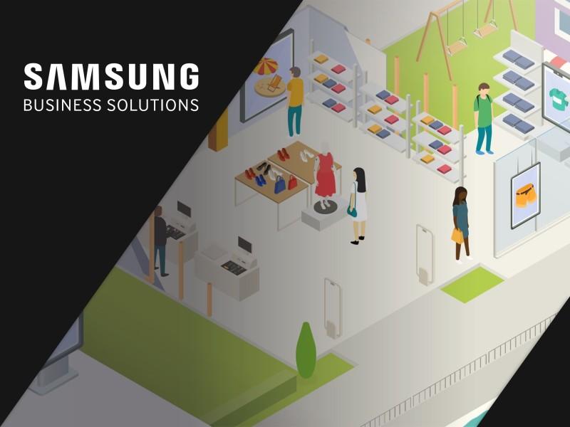 Powerpoint voorbeelden overzicht - Samsung