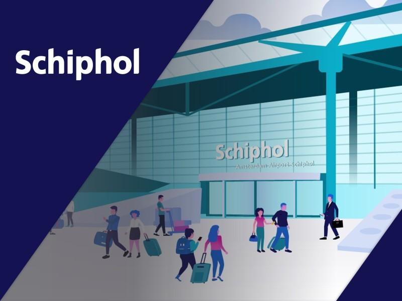 Powerpoint voorbeelden overzicht - Schiphol