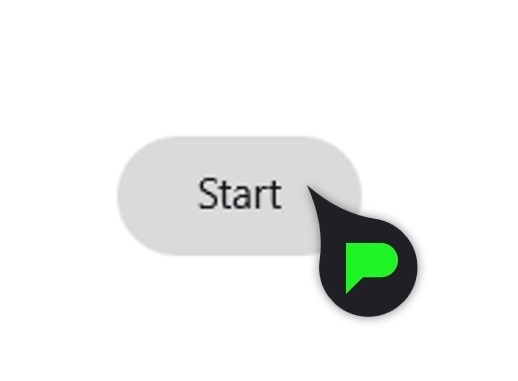 Stap 3: De start van jouw stroomdiagram