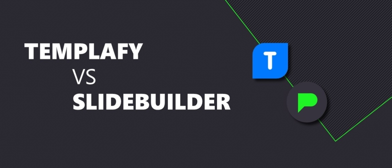 Templafy versus Slidebuilder: hiermee maak je jouw keuze!