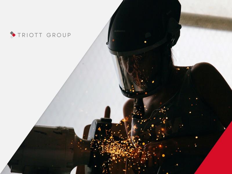 PowerPoint voorbeelden overzicht - Triott Group