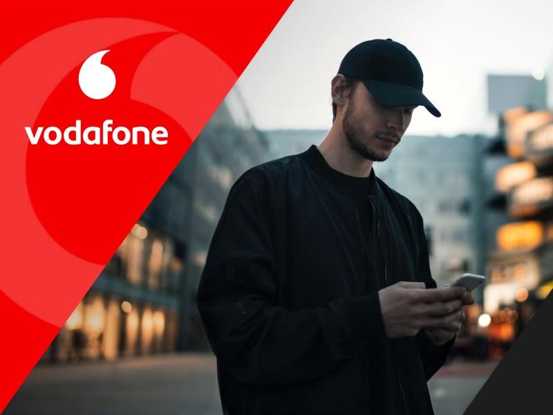 PowerPoint voorbeelden overzicht - Vodafone