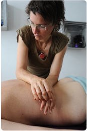 ontspannings massage lent
