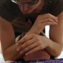 pijn verminderende massage