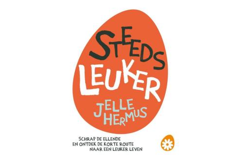 Boekrecensie Steeds Leuker Jelle Hermus
