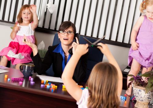 Balans in Gezin werk en kinderen