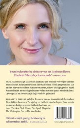 Auteur Elizabeth Gilbert Big Magic