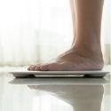 Overgewicht weegschaal