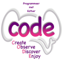 Logo Programmeer Met Esther