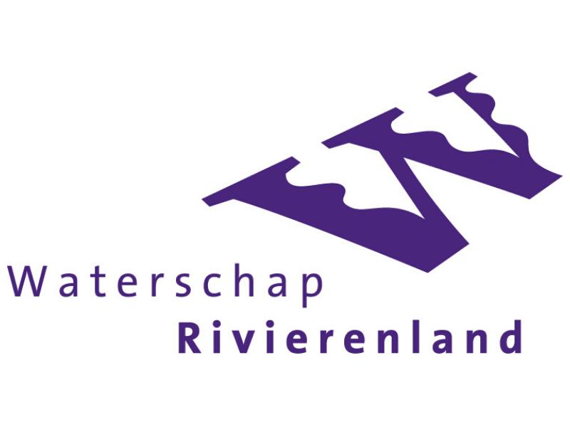 informatieborden voor waterschap rivierenland