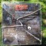 vandalisme op informatieborden voor recreatieschappen