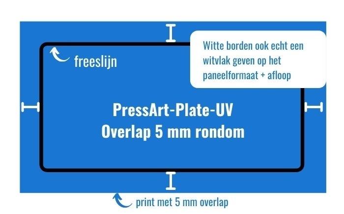 PressArt-Plate-UV Overlap 5 mm rondom-print-hpl