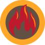 vuurbestendige informatieborden voor recreatieschappen