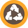 100% Recyclebare informatieborden voor recreatieschappen