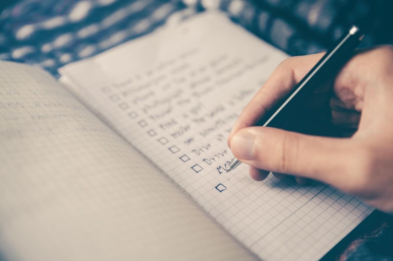 checklist moderne gedragsverslaving