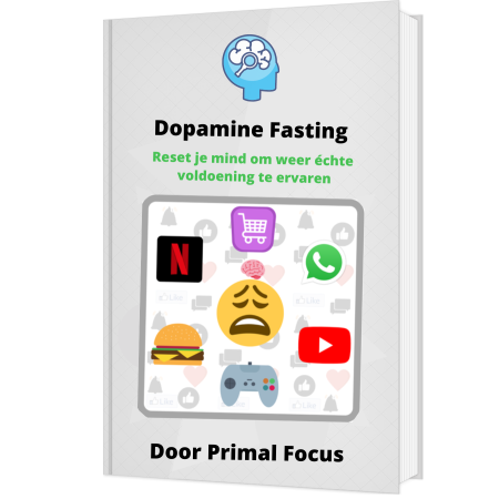 Ebook Dopamine Fasting Primal Focus