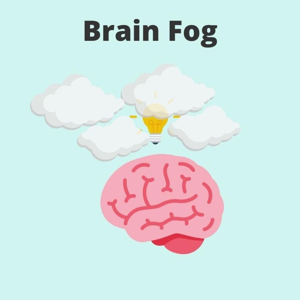 slecht slapen brain fog