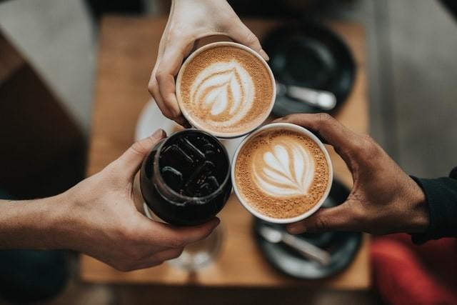 nederlanders zijn echte koffiedrinkers